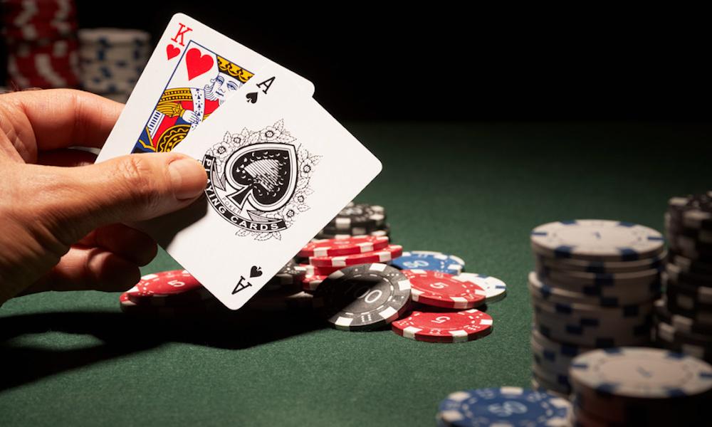 Essayez le blackjack pour votre première entrée en lice dans les jeux de casino