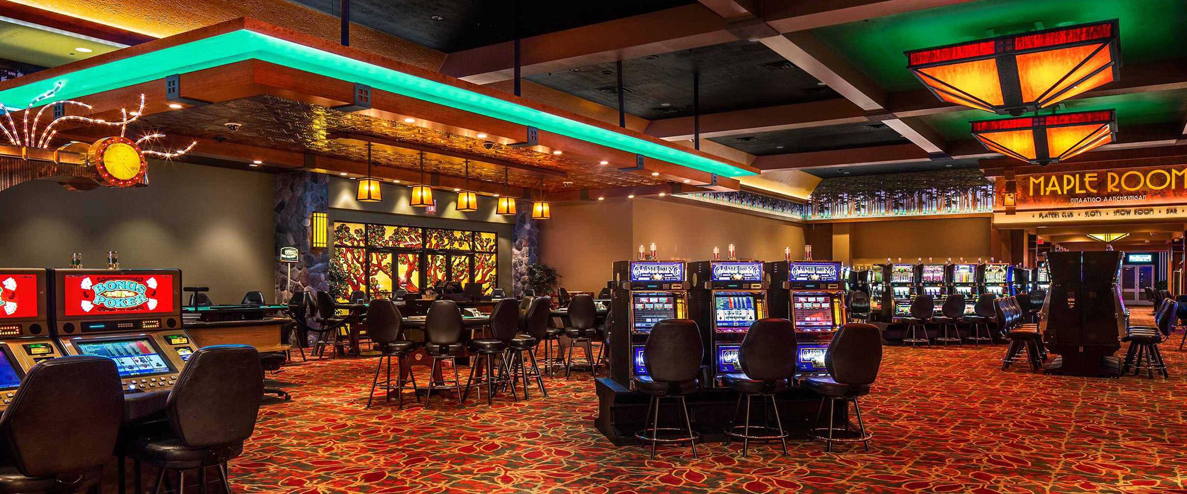 Les casinos pour les nuls